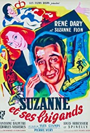 Suzanne et ses brigands Poster