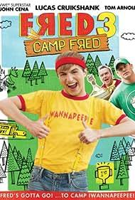 Steve Hytner, John Cena, and Lucas Cruikshank in Fred 3: Camp Fred (2012)