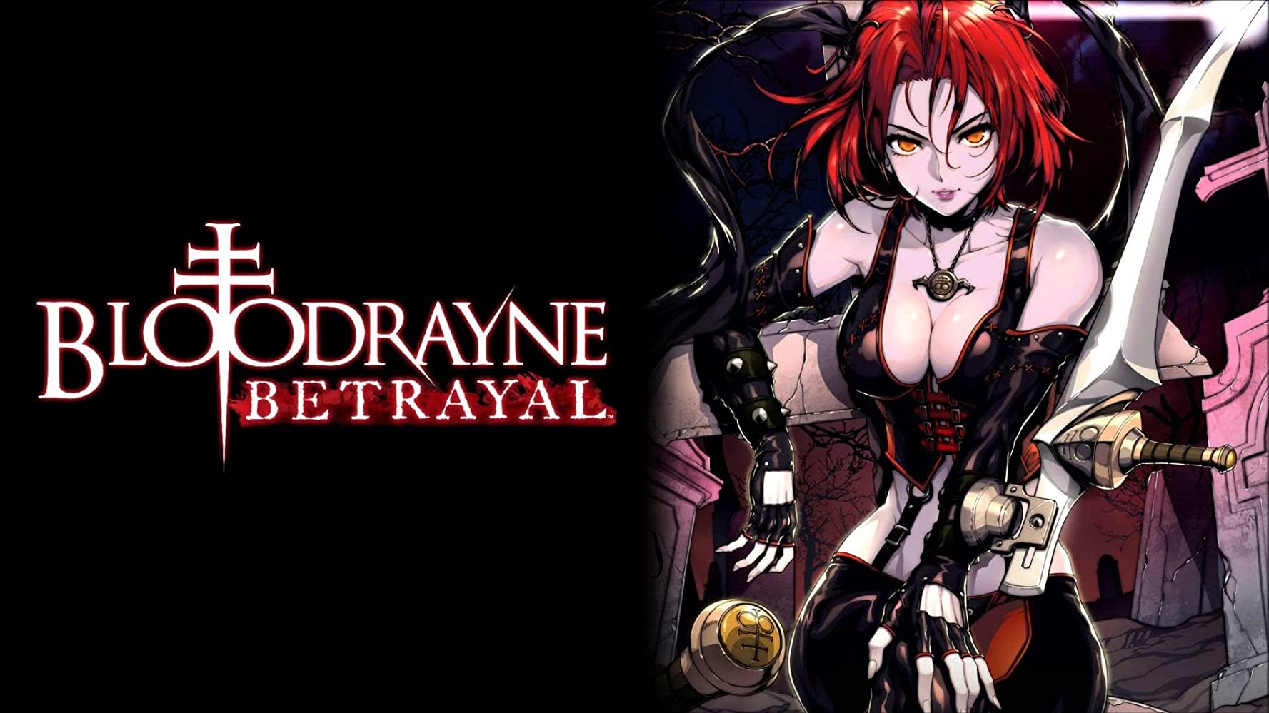 Bloodrayne Betrayal 2011