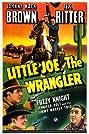 Little Joe, the Wrangler (1942) Poster