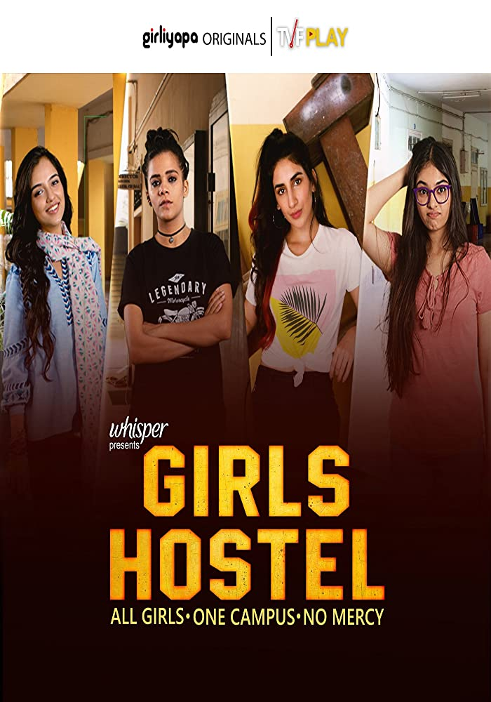 18+ Girls Hostel 2019 Season 1 Hindi 720p HEVC WEBDL AVC DD 2.0
