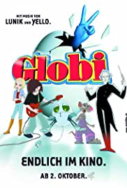 Globi and the Stolen Shadows Poster