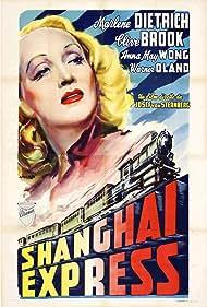 Shanghai Express (1932) Poster - Movie Forum, Cast, Reviews