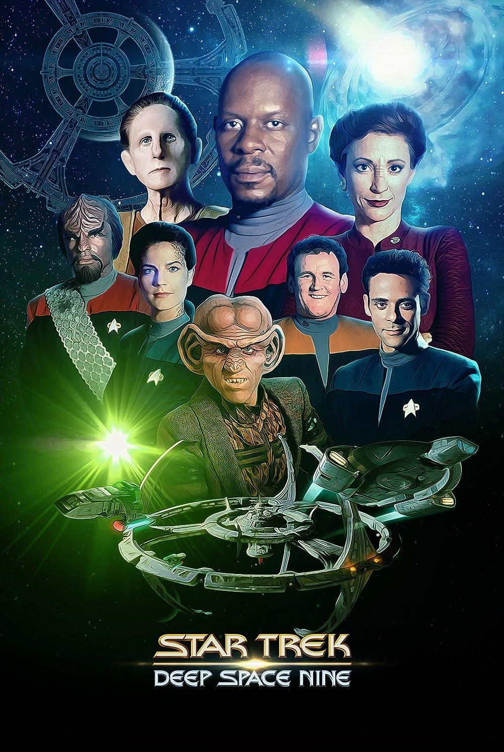 Star Trek Deep Space Nine TV Series 20–20   Spoilers and ...
