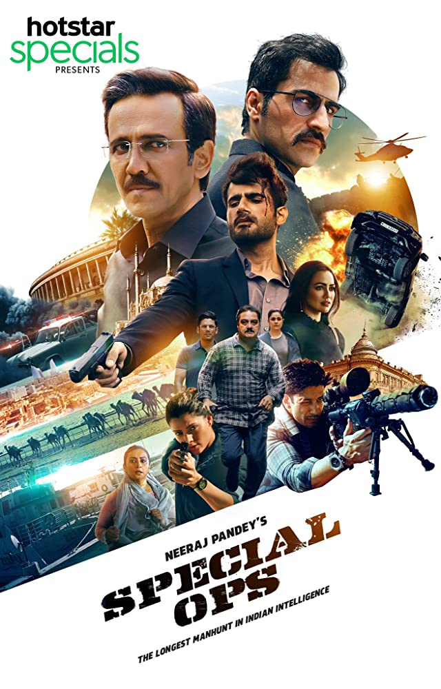Special OPS 2020 S01 Hindi Complete Hotstar Special Web Series 720p HDRip Download