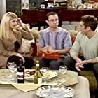 Still of Kirstie Alley, Wallace Langham, and Robert Gant in Veronica's Closet and Veronica Sets Josh Up