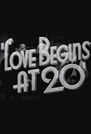 Love Begins at Twenty Poster