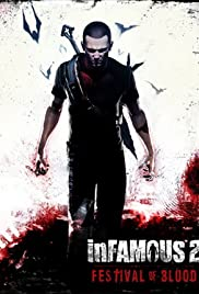 Infamous 2: Festival of Blood Poster