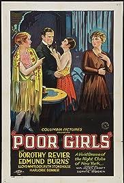 Poor Girls Poster