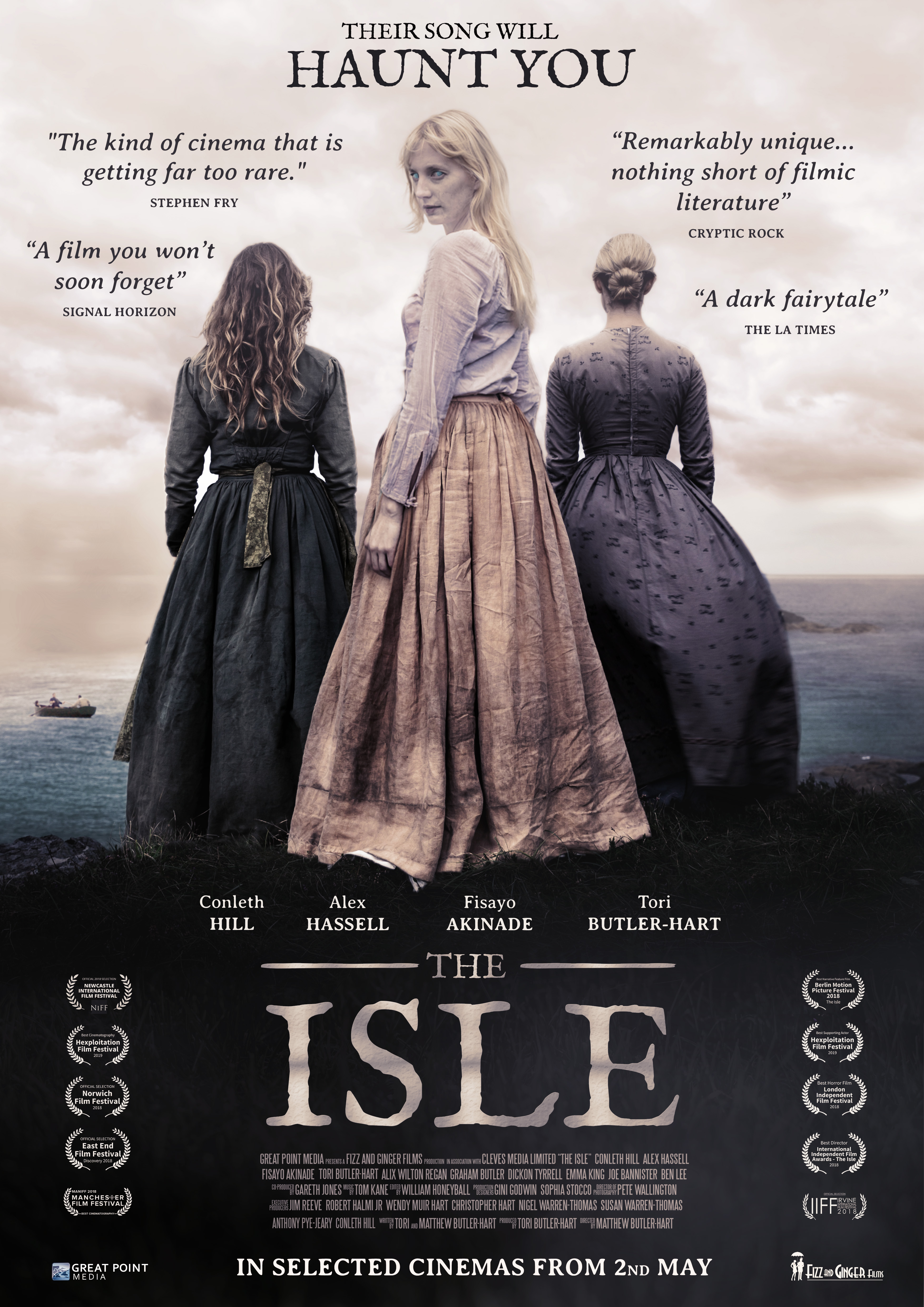 The isle (2019) online