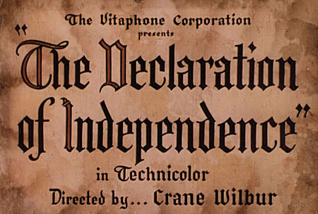 The declaration of independence 1938 imdb publicscrutiny Gallery