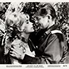 Glenn Ford and Stella Stevens in Advance to the Rear (1964)