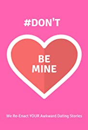 #DontBeMine Poster