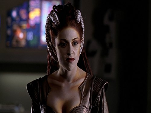 Laura Bertram in Andromeda (2000)