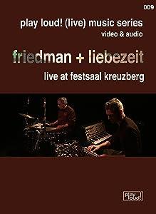 Downloading movies dvd free Friedman \u0026 Liebezeit: Live at Festsaal Kreuzberg [1280x1024]