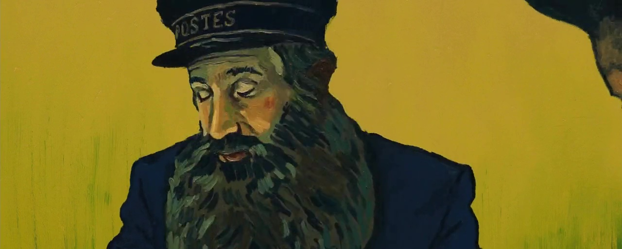 Chris O'Dowd in Loving Vincent (2017)