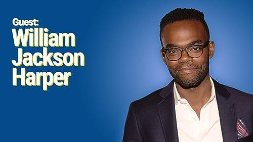 William Jackson Harper Teaser