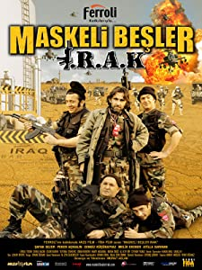 No cost movie downloads Maskeli Besler: Irak Turkey [720x400]