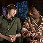 Ashton Kutcher and Bernie Mac in The Bernie Mac Show (2001)