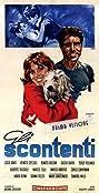 Gli scontenti (1961) Poster