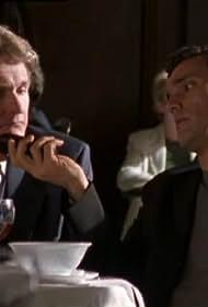 Robert Bathurst and Ben Miles in Cold Feet (1997)