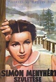 Simon Menyhért születése Poster
