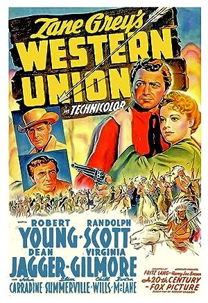 Where to stream Western Union