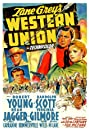 Western Union (1941) Poster