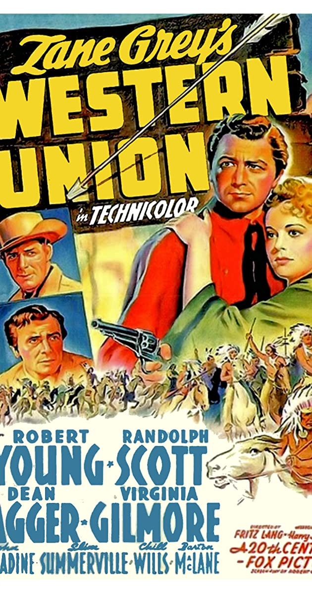 Subtitle of Western Union