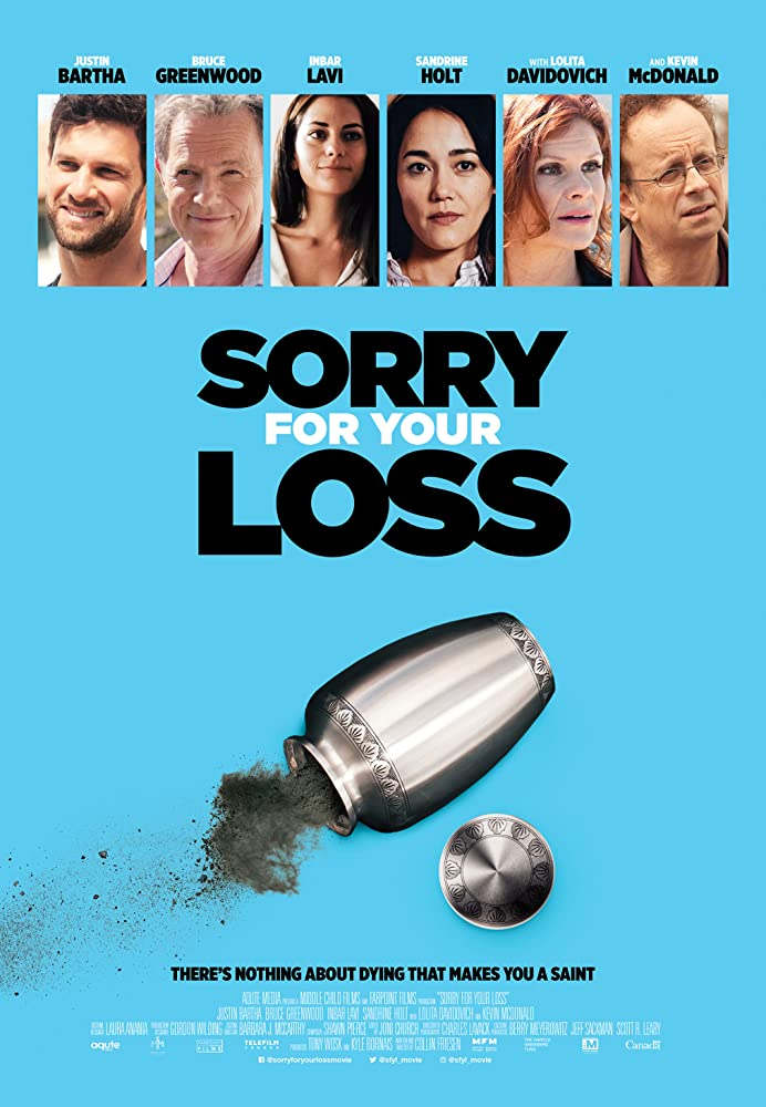 Sorry for Your Loss (2018) HD 720p Latino [Mega & G-Drive]