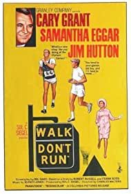 Walk Don't Run (1966) Poster - Movie Forum, Cast, Reviews
