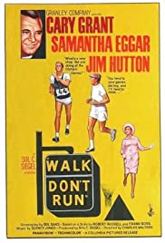 Walk Don't Run Poster