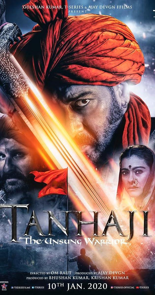 Subtitle of Tanhaji: The Unsung Warrior