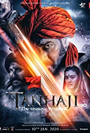 Tanhaji The Unsung Warrior (2020) Full Movie Watch Online HD Free Download