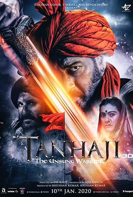 Film: Tanhaji: The Unsung Warrior