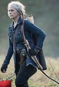 Melissa McBride in Diverged (2021)