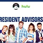 Ryan Hansen, Jamie Chung, Graham Rogers, Andrew Bachelor, and Alison Rich in Resident Advisors (2015)