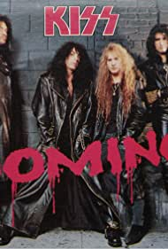 Gene Simmons, Eric Singer, Paul Stanley, Bruce Kulick, and KISS in Kiss: Domino (1992)