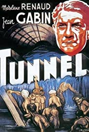 Le tunnel Poster