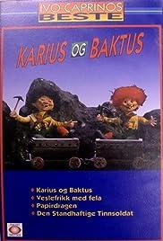 Karius og Baktus Poster