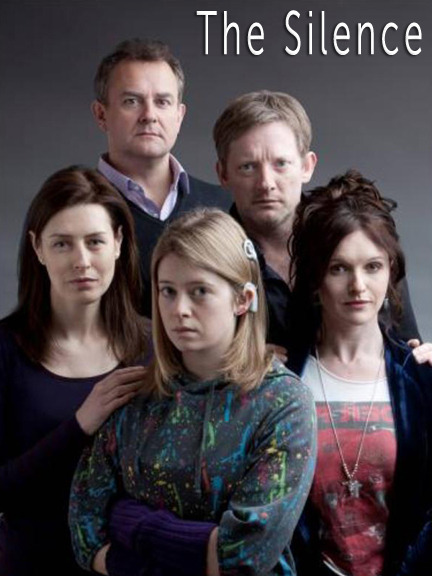 Hugh Bonneville, Douglas Henshall, Dervla Kirwan, Gina McKee, and Genevieve Barr in The Silence (2010)