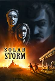 Solar Storm Poster