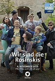 Wir sind die Rosinskis Poster