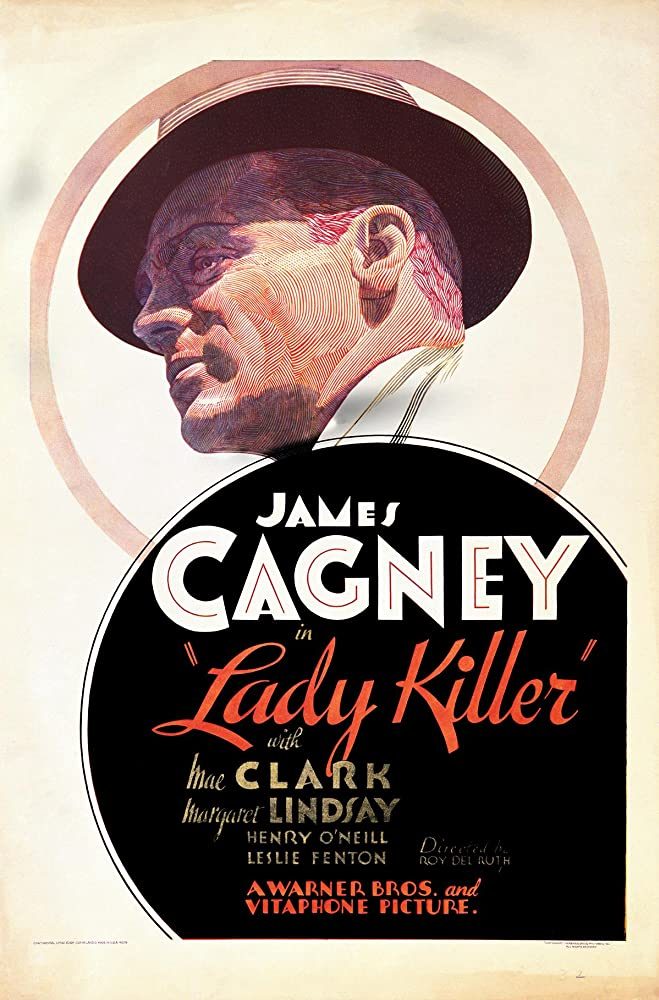 James Cagney in Lady Killer (1933)