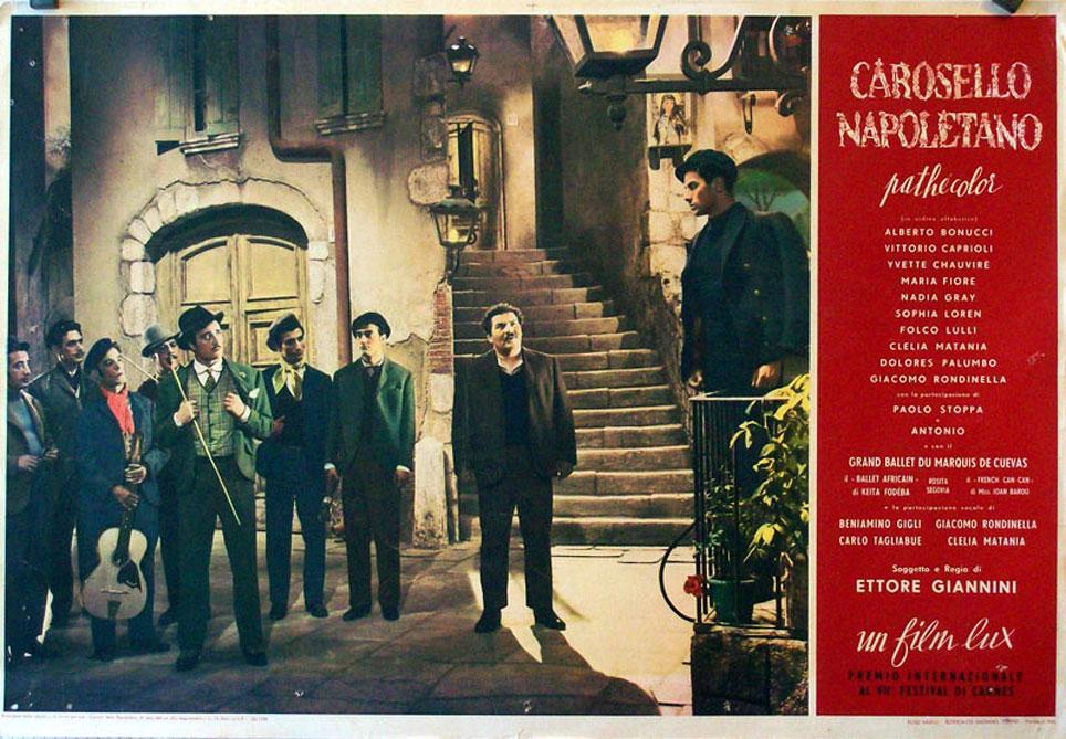 Carosello napoletano (1954)
