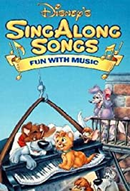 Disney Sing Along Songs: 101 Notes of Fun Poster