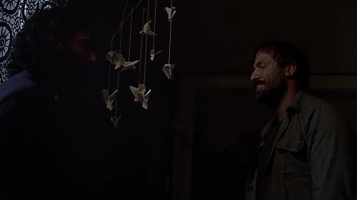 The Walking Dead: Alpha Haunts Siddiq's Dreams