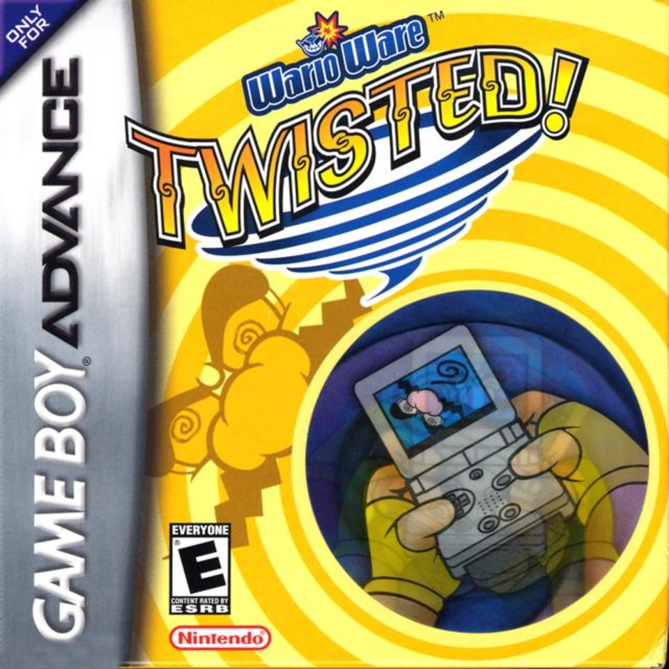 WarioWare Twisted!