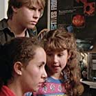 Petra Yared, Emily-Jane Romig, and Zbych Trofimiuk in Sky Trackers (1994)