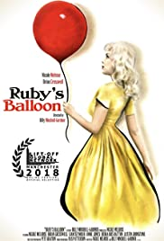 Ruby's Balloon Poster